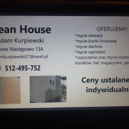 Clean House - Ogrodnik Pokrzywnica
