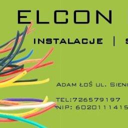 ELCON Electris Adam Łoś - Alarmy Krzeszów