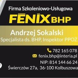 Firma Szkoleniowo Usługowa Fenix Bhp Andrzej Sokalski - Szkolenia Kolbuszowa