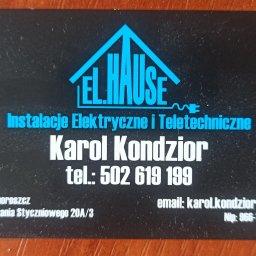 El. Hause - Montaż oświetlenia Białystok