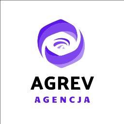 Agrev - Projektowanie logo Katowice