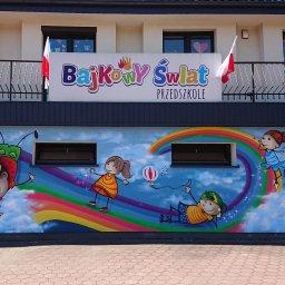 """Niepubliczne Przedszkole """"Bajkowy Świat"""" w Częstochowie - Przedszkole Częstochowa"""