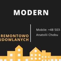 MODERN IRYNA CHOBU - Budowanie Domów Rzeszów