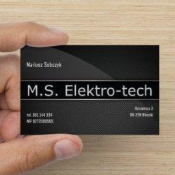 M.S. Elektro-tech - Alarmy Błaszki