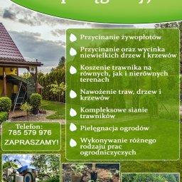 Ganja - Projektowanie ogrodów Skoki