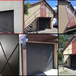Ogrodzenia panelowe Libiąż 1