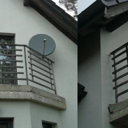 Ogrodzenia panelowe Libiąż 2