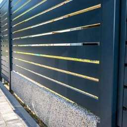 Ogrodzenia panelowe Libiąż 3