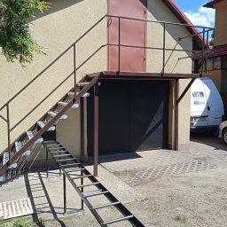 Ogrodzenia panelowe Libiąż 5