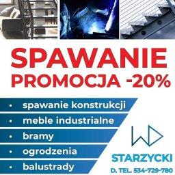 Starzycki - Balustrady Nierdzewne Libiąż
