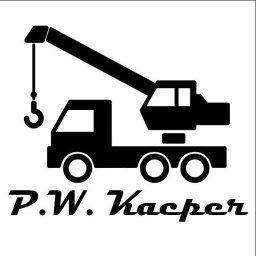 """PW """"KACPER"""" USŁUGI DŹWIGOWE - Konstrukcje stalowe Kutno"""