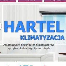 Hartel Chłodnictwo Klimatyzacja i Pompy Ciepła - Instalacje Wod-kan Pławna górna