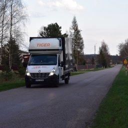 PHU MALWINA KACNERSKA - Firma transportowa Mosty