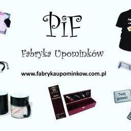Fabryka Upominków PPHU PiF - Kosze prezentowe Wrocław