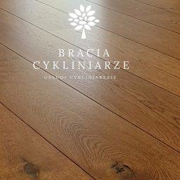 BRACIA CYKLINIARZE - Cyklinowanie Podłogi z Desek Zielona Góra