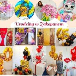 Balony Happy Day Zakopane - Balony z Helem Zakopane