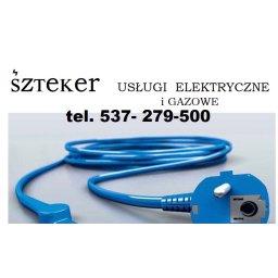Szteker- usługi elektryczne - Remonty mieszkań Mysłowice