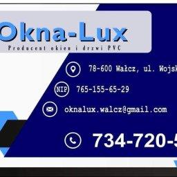 OKNA-LUX - Drzwi Piła