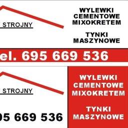 Grzegorz Strojny - Wylewki Samopoziomujące Żory