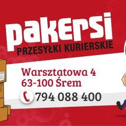 PAKERSI ŚREM - Firma transportowa Śrem