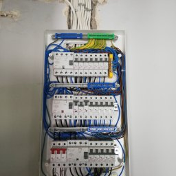 Elektryk - Oświetlenie Domu Łódź