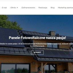 Solgro Polska - Kolektory słoneczne Paszyn