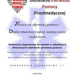 Kurs pierwszej pomocy Kraków 1