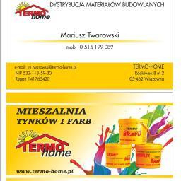 TERMO-HOME Mariusz Twarowski - Okna PCV Wiązowna