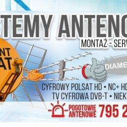 F.H.U DIAMENT TVSAT - Ustawienie Anteny Satelitarnej Nowogard