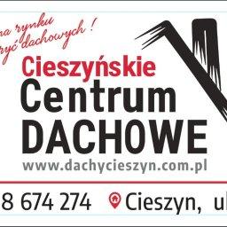 Cieszyńskie Centrum Dachowe - Dachy z Blachodachówki Cieszyn