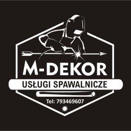 M-Dekor - Balustrady Nierdzewne Swarzędz