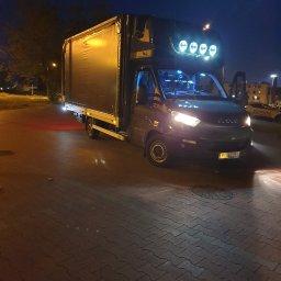 Transport międzynarodowy do 3,5t Gorzów Wielkopolski 1