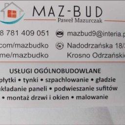 Firma - Szpachlarze Krosno Odrzańskie