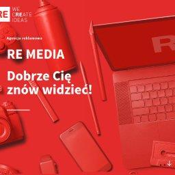 RE Media - Projektowanie Stron Internetowych Bydgoszcz