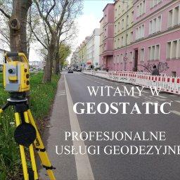 Kacper Stój GEOSTATIC - Usługi geodezyjne - Ewidencja Gruntów Szczecin
