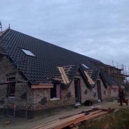 Blacha trapez - Wykonanie Dachu Jednospadowego Toruń