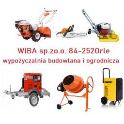 WIBA Sp. z o.o. - Wynajem Sprzętu Budowlanego Orle