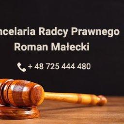 Kancelaria Radcy Prawnego Roman Małecki - Porady Prawne Tczew