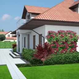 Projektowanie ogrodów Konstancin-Jeziorna 5