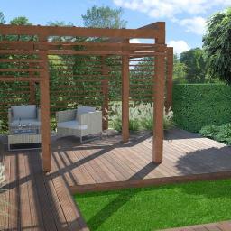 Projektowanie ogrodów Konstancin-Jeziorna 3
