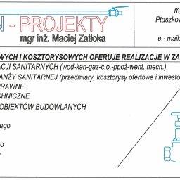 UNISAN-PROJEKTY mgr inż. Maciej Zatłoka - Ekspertyza Techniczna Ptaszkowa