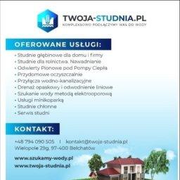 Twoja-Studnia.pl - Studnie Wiercone Bełchatów