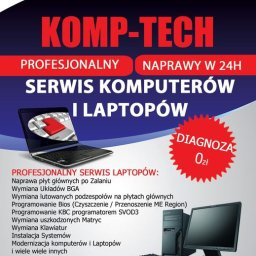 Komp-Tech.pl - Programiści Sql Bydgoszcz