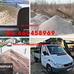 Mk usługi transportowe - Firma Logistyczna Sosnowiec