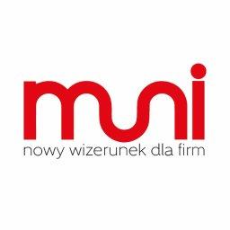MUNI - Projektowanie Logo Opole