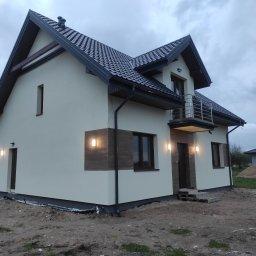 Warm-House - Elewacje Domów Ostrów Mazowiecka