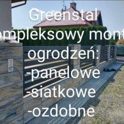 GREENSTAL - Siatka na Ogrodzenie Rzeszów