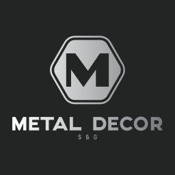 Metal Decor S&G - Bramy Przesuwne Golęczewo