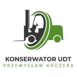 KONSERWATOR UDT PRZEMYSŁAW KOCZERA - Wózki Widłowe Sanok