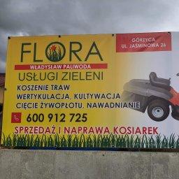 Flora- usługi zieleni Władysław Paliwoda - Prace Ogrodnicze Górzyca